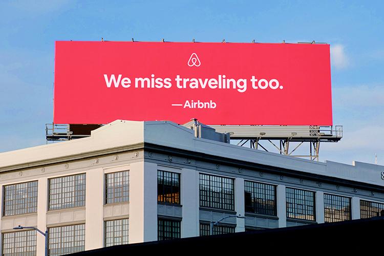 Airbnb's headquarters in San Francisco, California