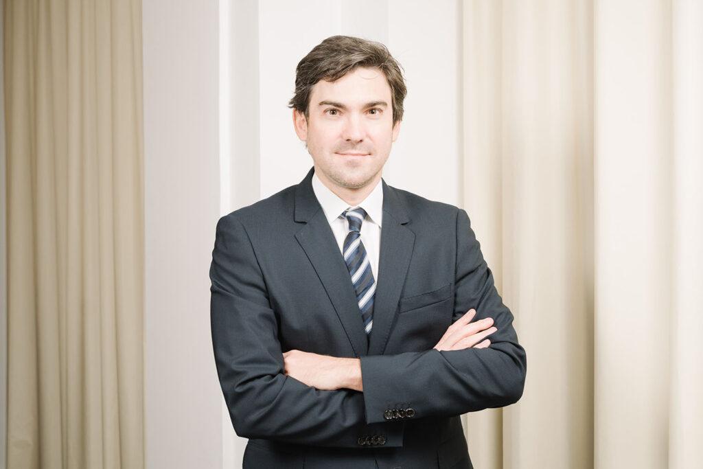 Stéphane-Arnaud Roisin, Deputy CEO of France Muséums, an international museums consultancy