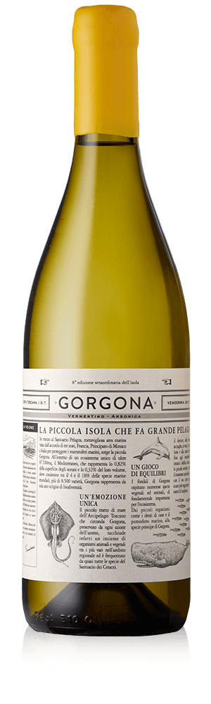 Frescobaldi produces a wine made by prisoners on the island of Gorgona.