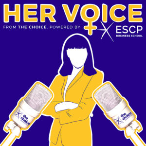 Her voice, Podcast Image