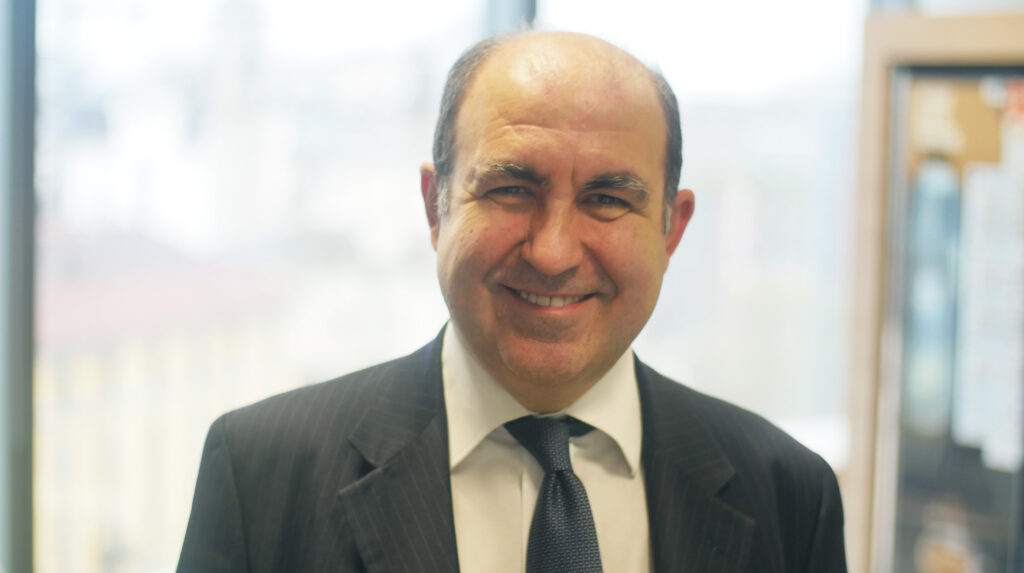 Mauro Bombacigno, BNP Paribas Head of Corporate Engagement