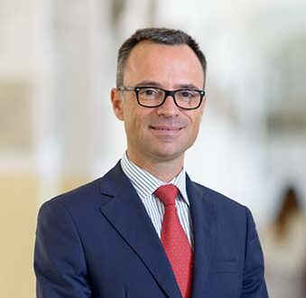 Photo of Francesco Rattalino, Dean of the ESCP Business School's Turin campus and Professor of Management.