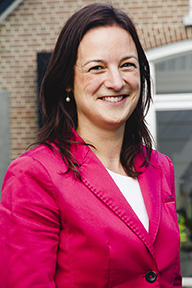 Jolanda Burgers-Pas, Manager in Business Engineering at IG&H