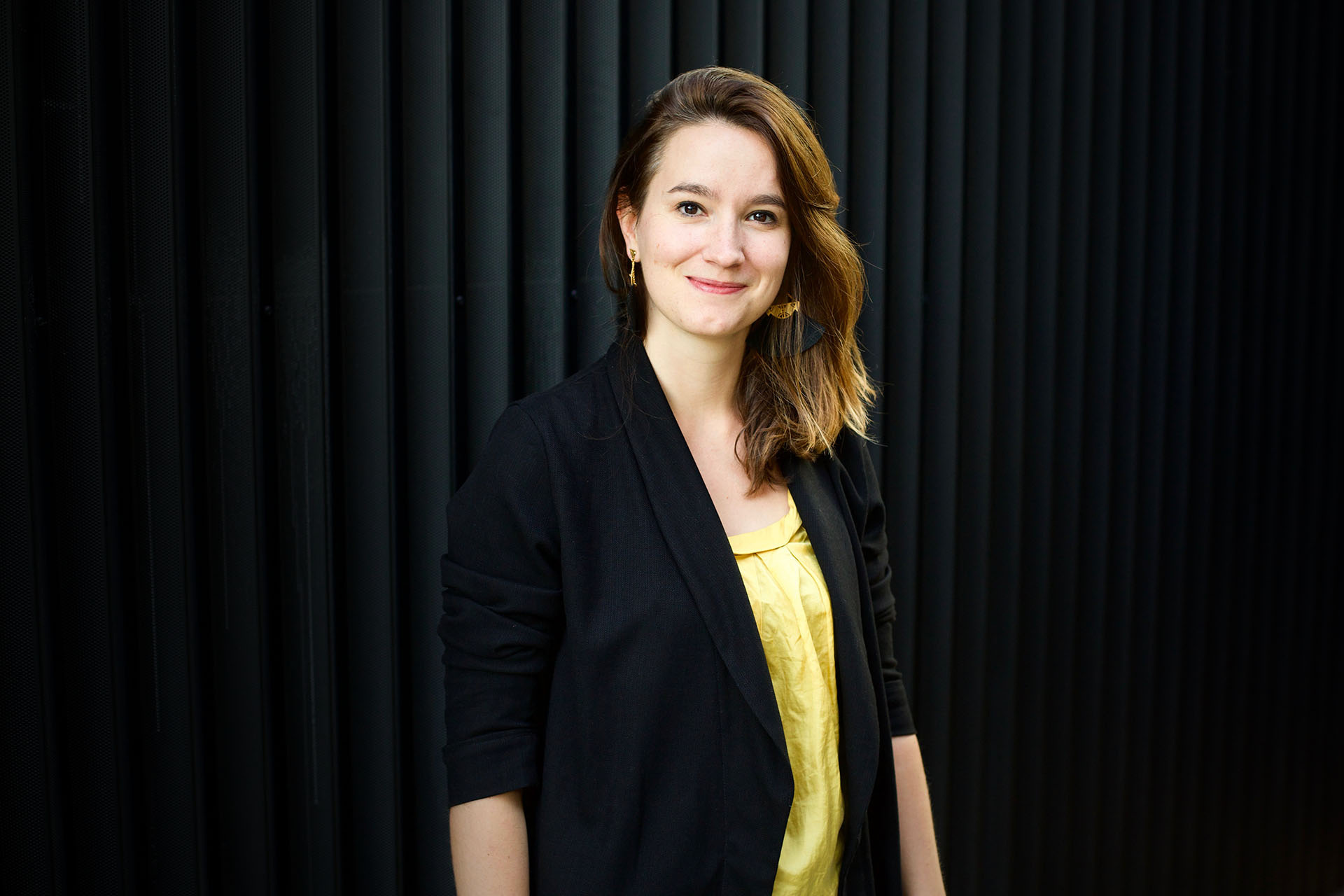 Mélanie Marcel is an engineer, neuroscientist and entrepreneur. In 2012, she decided to create SoScience, a company that promotes responsible research.