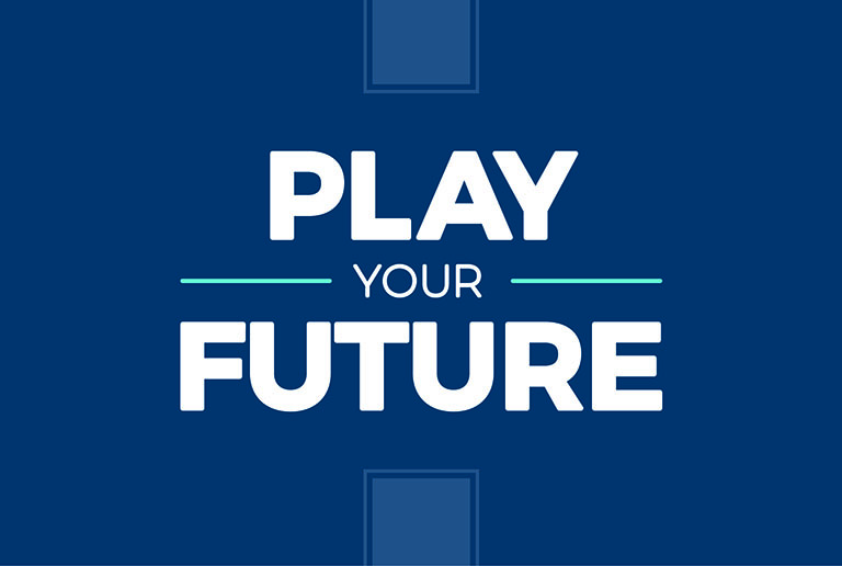 Logo, Play Your Future