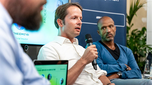 Robert Gerlach, CEO & Co-founder of Klim (Carbon Farmed)