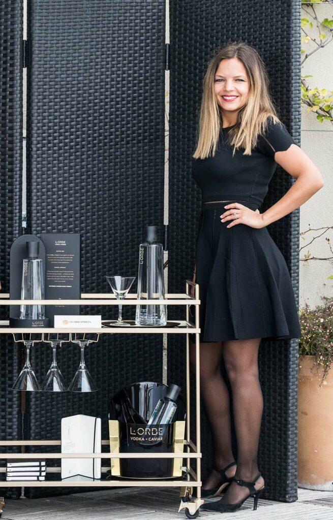 Shéhrazade Schneider, Head of L'Orbe - Breakthrough Innovation Group of Pernod Ricard